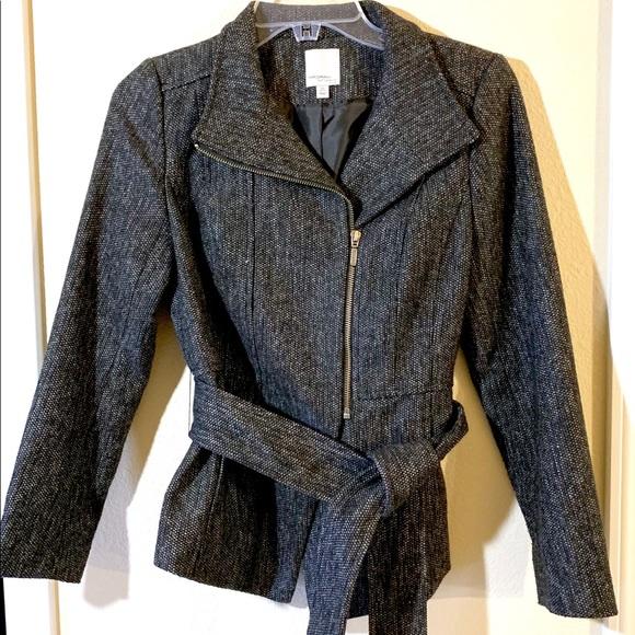 Halogen Jackets & Blazers - Asymmetrical moto styled blazer